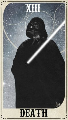 Death - Star Wars Tarot Deck - by ctyler on DeviantArt
