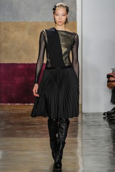 Ohne Titel Fall 2014 Ready-to-Wear Fashion Show