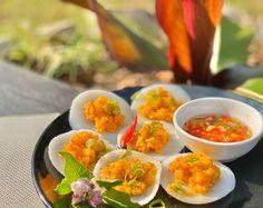 Vietnamese Cuisine, Fresh Rolls, Ethnic Recipes, Food, Essen, Meals, Yemek, Eten