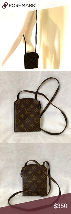 Shop Women s Louis Vuitton Brown size x inches Shoulder Bags at a  discounted price at Poshmark. 00aef6e6ecf38