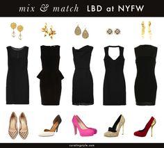 LBD accessories