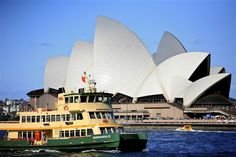 Australia and its Pacific neighbors are home to cosmopolitan cities like Sydney as well as awe-inspiring scenes like those found along the Great Barrier Reef. But costly airfare and plenty of time en… Top Places To Travel, The Places Youll Go, Cool Places To Visit, Australia Photos, Sydney Australia, Sydney Activities, Visit Sydney, Best Honeymoon Destinations, New Travel