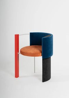 """Design of the """"Apart chair"""" appeals to the classics of Russian avant-garde, which was stopped by a Soviet regime in the early 1920s. There were a lot of influential designers and artists from Russia who were relocated to the foreign countries,"""