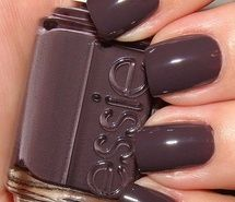 Inspiring picture hot, essie, fall, manicure. Resolution: 391x500. Find the picture to your taste!