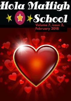 I just found this exciting magazine ... https://www.yumpu.com/en/document/view/59874664/hola-mahigh-school-february-2018-email-ready