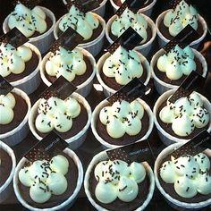 Cupcakes @ Dessert Cup (Raffles City)