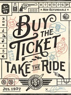 Wanderlust-Inducing Typographic Postcard Designs on The Orange Co.