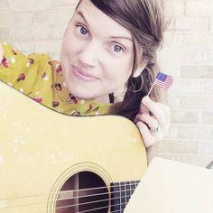 Christian Folk Singer Ashley Lagunas Leads Worship at FUMC Allen