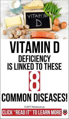 It might sound unbelievable, but in a number of cases, the key to curing a number of diseases lies in fixing some vitamin or mineral deficiency. For instance, vitamin D is one of those. Millions of people in the West are affected by this deficiency and it causes a number of health problems.