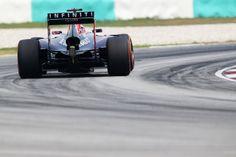 Sebastian Vettel Photos - F1 Grand Prix of Malaysia: Practice - Zimbio