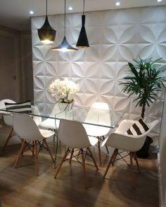 50 modern and stylish living room pendant designs - ChecoPie Home Interior, Home Living Room, Interior Design Living Room, Living Room Decor, Dining Room Design, Home Decor, Design Case, Design Design, Design Ideas