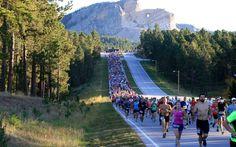 Run Crazy Horse Half-marathon