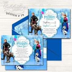 Your place to buy and sell all things handmade Laser Cut Invitation, Invitation Envelopes, Princess Birthday Invitations, Wedding Invitations, Frozen Birthday Party, Birthday Parties, Prince And Princess, Shades Of Blue, Vibrant