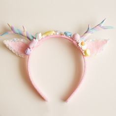 Image of *Limited Edition* Pic n Mix Deer Headband Available on DollyDarling.com