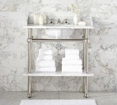 Barn Sink Dimensions : ... and budget friendly. Apothecary Single Sink Console Pottery Barn