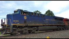 Two Heritage Units N&W and Norfolk Southern 07-12-2020 - YouTube Norfolk Southern, Friday Morning, Trains, Westerns, The Unit, Videos, Youtube, Youtubers, Train