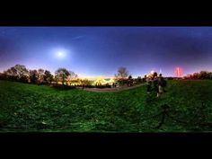 Fireworks Over Bristol - 360 Degree Timelapse Video - YouTube