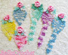 Ravelry: Elizabeth's Pineapple Bookmark pattern by Elizabeth Ann White Crochet Bookmarks, Crochet Books, Thread Crochet, Crochet Doilies, Crochet Designs, Crochet Patterns, Crochet Ideas, Create A Bookmark, Free Crochet