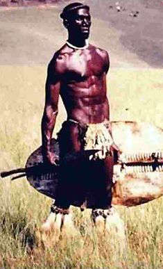 Henry Cele --- South African actor famous for his chilling performance as Shaka Zulu in SABC's Shaka Zulu miniseries. African Tribes, African Diaspora, African Art, African Empires, African Life, African Culture, African American History, Zulu Warrior, Warrior King