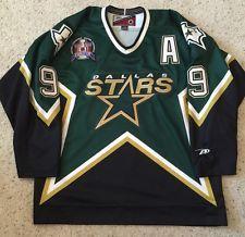Mike Modano XL Replica Dallas Stars Jersey