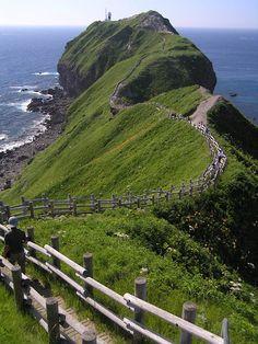 北海道積丹:神威岬