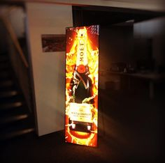 HD full color indoor energy -saving mini sign board led advertising screen