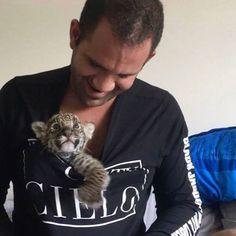 "126.1 mil Me gusta, 627 comentarios - Black Jaguar-White Tiger (@blackjaguarwhitetiger) en Instagram: ""Cataloca... #BabyCatalinaBJWT #SaveJaguars #PropertyOfCielo"""