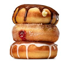 NYT Cooking: Doughnuts