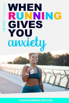 Running with Anxiety - Working out when you have anxiety can feel impossible, especially when you're running or jogging. Sometimes cardio can trigger anxiety or panic attacks. This post is relatable, and also shows alternative exercises. #running #beginnerrunner #runner #cardio #anxiety #mentalhealth Mental Health Quotes, Mental Health Awareness, Anxiety Quotes, Anxiety Remedies, Schizophrenia, Panic Attacks, Anxiety Relief, Coping Skills, Bipolar