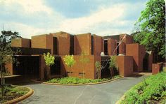 Broxbourne Civic Centre: the first government building made entirely from old cardboard boxes.