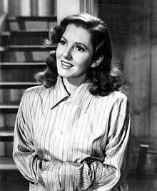 Jean Arthur In The Talk of the Town (1942)