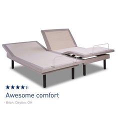 TEMPUR-Ergo Plus Adjustable Bed Bases   Tempurpedic.com