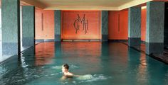 Grand Hotel Majestic in Verbania, Wellness Centre