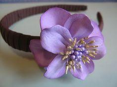 Сorona de pelo con flores de Goma Eva. Flower crown. DIY diadema de flores - YouTube