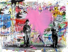 Mr. Brainwash - Juxtapose (JUX 15028)