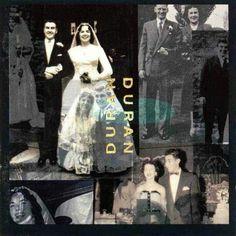 Duran Duran album cover.