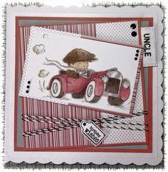 Cards by Brawny: New baby