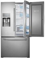 #Showcase 30.2 Cu. Ft. Stainless Steel French Door Refrigerator - #Energy Star