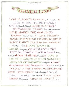 From: Love from the Heart of the Home: A Keepsake Book by Susan Branch.