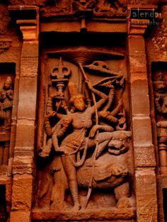 Durga or Kali