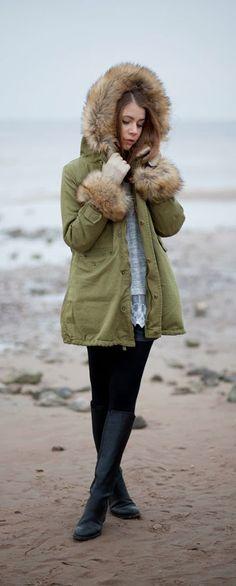 Hit The Road Detachable Faux Fur Jacket