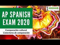 LOS CONECTORES COMPARATIVOS I AP Spanish Language and Culture Exam 2021