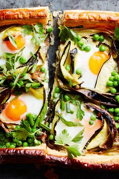 2179a5529b2 NYT Cooking: Store-bought puff pastry makes easy work of this colorful tart,