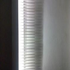 COMB - Wall lamp - Wood