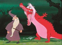 Merlin l'enchanteur : Photo