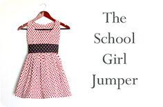 School Girl Jumper Sewalong