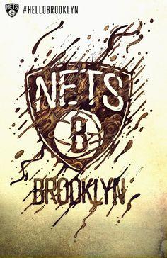 BROOKLYN NETS Campaign by ROCK3RS, Inc , via Behance