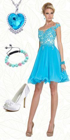 #Cap  #Sleeve   #Homecoming  #Dresses