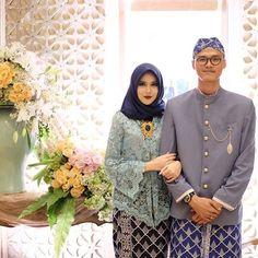 happy wedding day kak @taniasabrawi & @adbulaziz ❤️