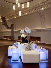 Elegant, Romantic event lounge ideas